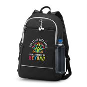 Our Staff Goes Above, Our Students Go Beyond Bayside Backpack