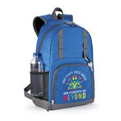 Our Staff Goes Above, Our Students Go Beyond Canyon Laptop Backpack