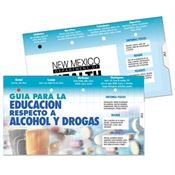 Drug Education Slideguide (Spanish) - Personalization Available