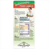 Understanding Food Labels Magnetic Glancer - Personalization Available