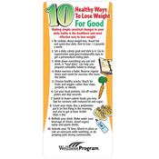 10 Healthy Ways To Lose Weight For Good Magnetic Glancer - Personalization Available