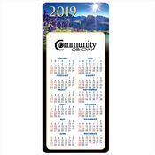 Scenic Sunshine 2019 EZ Stick Calendar - Personalization Available