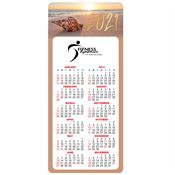 Seashell 2020 E-Z 2 Stick Calendar - Personalization Available