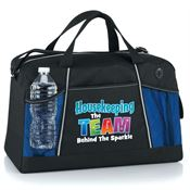 Housekeeping: The Team Behind The Sparkle Northport Duffel Bag