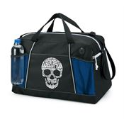 Radiology Skull Word Cloud Northport Duffel Bag