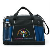 Activity Professionals: Engaging Hearts And Minds Northport Duffel Bag