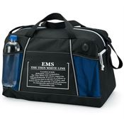EMS: The Thin White Line Northport Duffel Bag