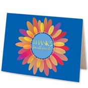 Thanks For All You Do! Greeting Card