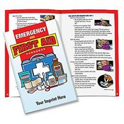 Emergency And First Aid Handbook - Personalization Available