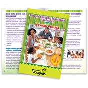 The Busy Family's Guide To Healthy, Delicious Meals For Less (Spanish) - Personalization Available