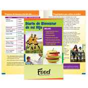 My Child's Complete Health Organizer (Spanish Version) - Personalization Available