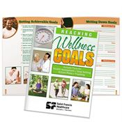 Reaching Wellness Goals Handbook - Personalization Available