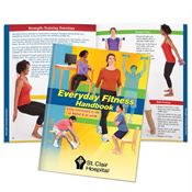 Everyday Fitness Handbook - Personalization Available