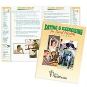 Eating & Exercising For Good Health Handbook - Personalization Available