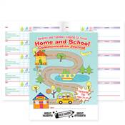2017-2018 Parents And Teachers Keeping in Touch Home And School Communication Journal