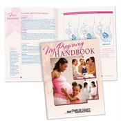 My Pregnancy Handbook - Personalization Available