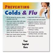Preventing Colds & Flu Magnet - Personalization Available