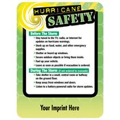 Hurricane Safety Magnet - Personalization Available