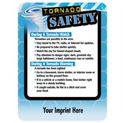 Tornado Safety Magnet - Personalization Available