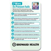 7 Steps To Prevent A Fall Magnet - Personalization Available