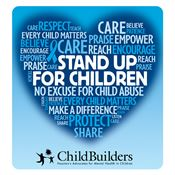 Stand Up For Children Magnet - Personalization Available