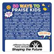 50 Ways To Praise Kids Magnet (Rounded Corners) - Personalization Available
