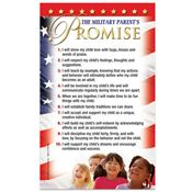 The Military Parent's Promise Magnet