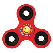 Don't Stress, You Got This! Fidget Spinner