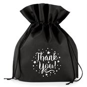Thank You! Drawstring Gift Bag