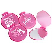 Breast Cancer Awareness Cosmetic Mirror Assortment Pack