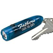 Fathers Light The Way Turbo Key Ring Light