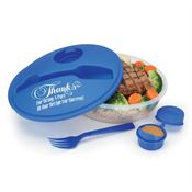 Thanks For Being A Part Of Our Recipe For Success! On-The-Go Food Container