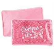 Celebrate Life Plush Hot/Cold Pack