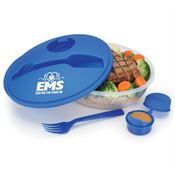 EMS: Care You Can Count On On-The-Go Food Container