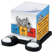Lab Rat Sticky Note Cube