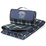 Activity Professionals: Celebrating Life, Touching Hearts Fleece Picnic Blanket