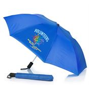 Volunteers Make The World A Brighter Place Automatic Umbrella With Sleeve