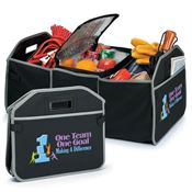 One Team One Goal Making A Difference 2-in-1 Trunk Organizer & Cooler