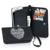 Housekeeping Team Cell Phone Wristlet