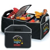 Environmental Services: A Shining Example Of Excellence Trunk Organizer & Cooler
