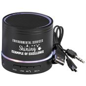 Environmental Services: A Shining Example Of Excellence Bluetooth® Light-Up Speaker