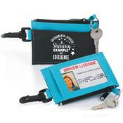 Environmental Services: A Shining Example Of Excellence Fabric Wallet With ID Holder