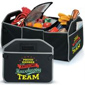 Proud Member Of An Awesome Housekeeping Team 2-In-1 Trunk Organizer & Cooler