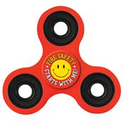 Fire Safety Starts With Me! Fidget Spinner