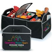 Operating Room Team: Excellent People, Excellent Care 2-In-1 Trunk Organizer & Cooler