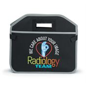Radiology Team: We Care About Your Image 2-In-1 Trunk Organizer & Cooler
