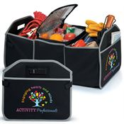 Activity Professionals: Engaging Hearts And Minds 2-In-1 Trunk Organizer & Cooler