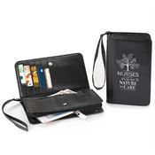 Nurses: It's In Our Nature To Care Cell Phone Wristlet
