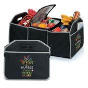 Nurses: It's In Our Nature To Care 2-in-1 Trunk Organizer & Cooler
