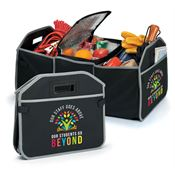 Our Staff Goes Above, Our Students Go Beyond 2-in-1 Trunk Organizer & Cooler